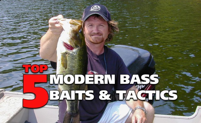 Modern Bass Baits and Tactics
