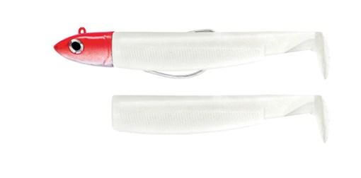 Combo Off Shore - 6g - White + White body - Red head