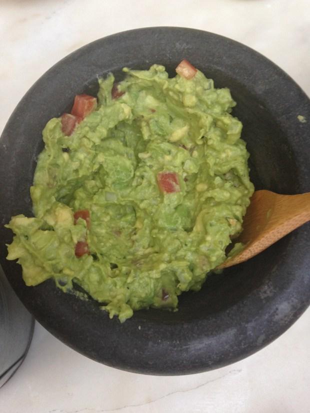 Casa Enrique - Fresh guacamole