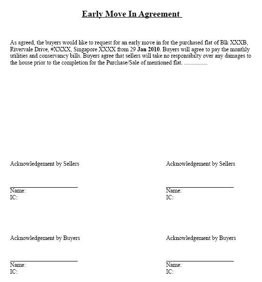 Sample Agreement Letter Best Useful Legal Forms And Letters Free
