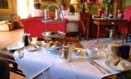 Afternoon tea at swinton park