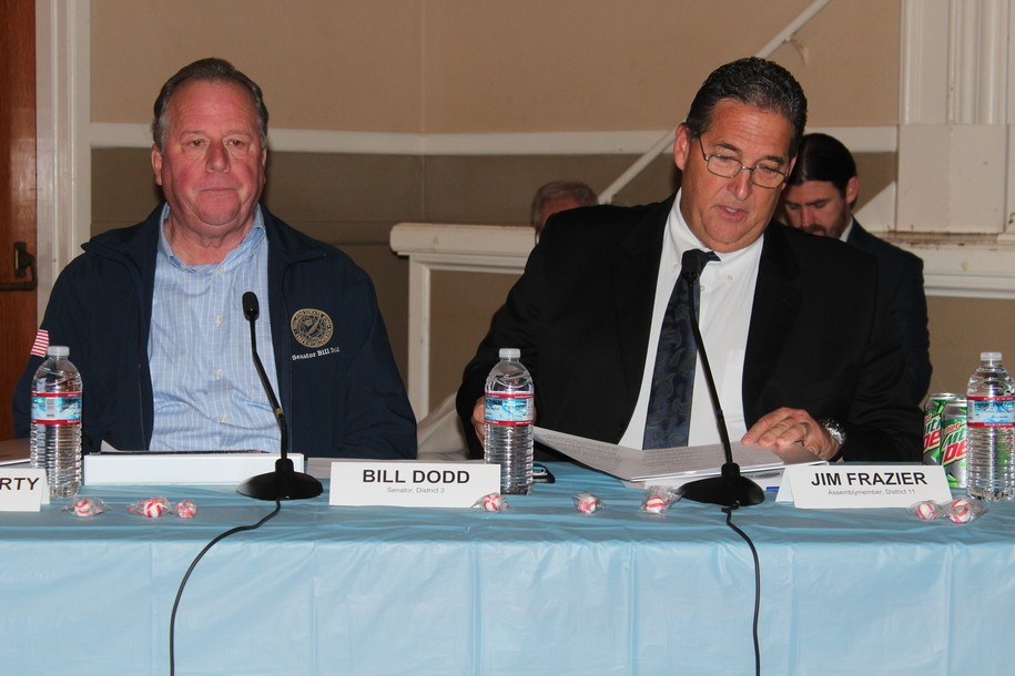 Assemblyman Frazier slams illegal communications between DWR & State Water Board