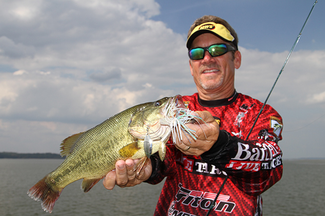 Early Scouting The Key To Dealing With Cold Front Bass
