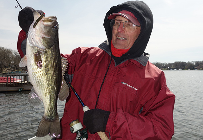 Are You Throwing a Ned Rig for Bass?