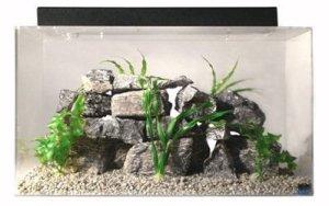 seaclear acrylic aquarium combo set m