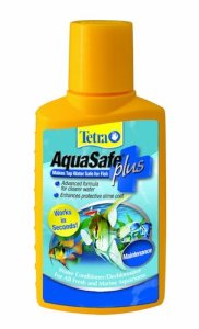 tetra aquasafe plus water treatment