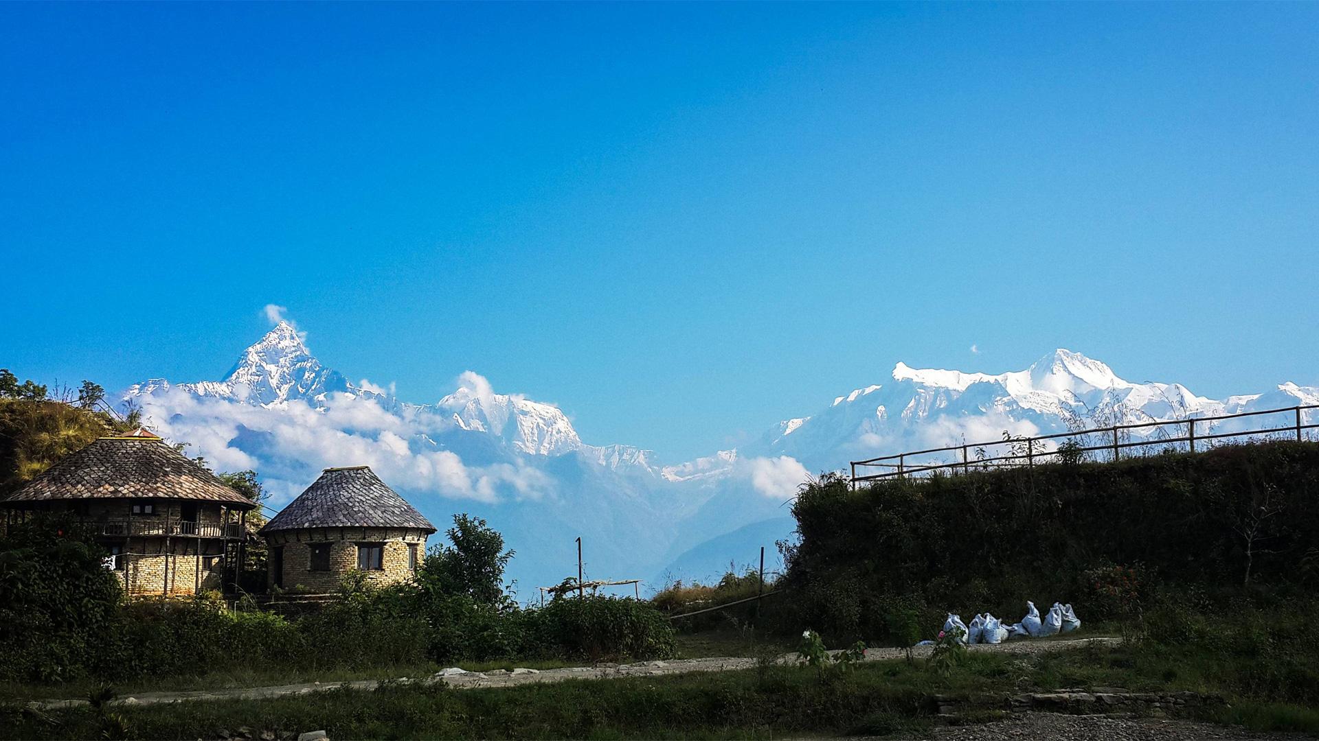 Nepal Pilgrimage Tour - Fishtail Tours \u0026 Travels