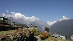 Annapurna Foothills Day Hike