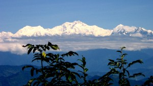 Darjeeling Singalila Ridge Trek - View of Mt. Everest & Kanchenjunga