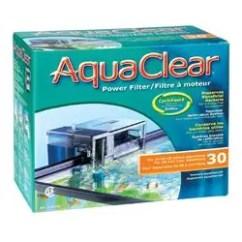 fish tank filter - Aquaclear 30 power filter