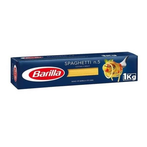 Spaghetti nr 5 barilla 1kg