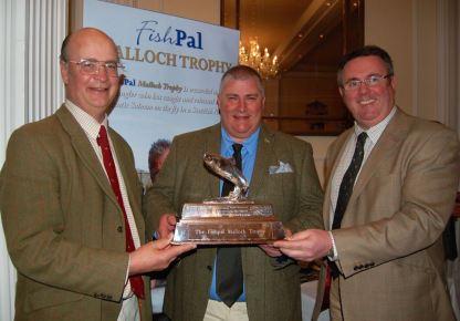 FishPal Malloch Trophy winner