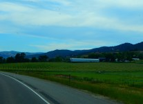 More of the Coleville area.