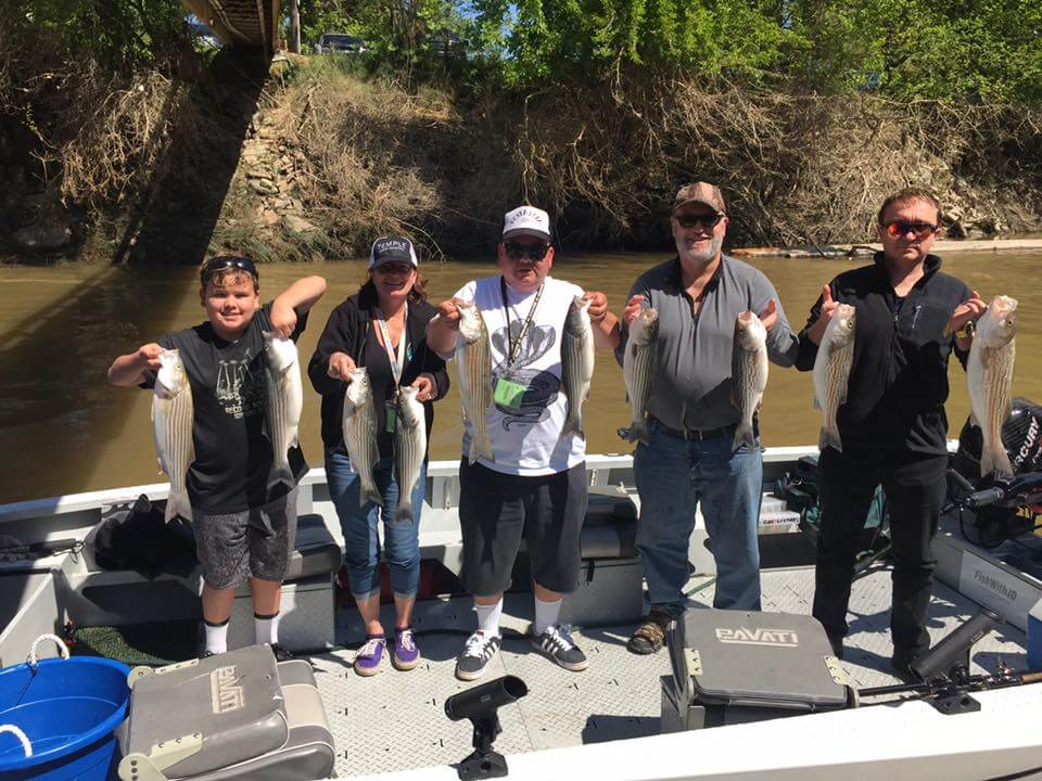 More folks who fished with JD this week