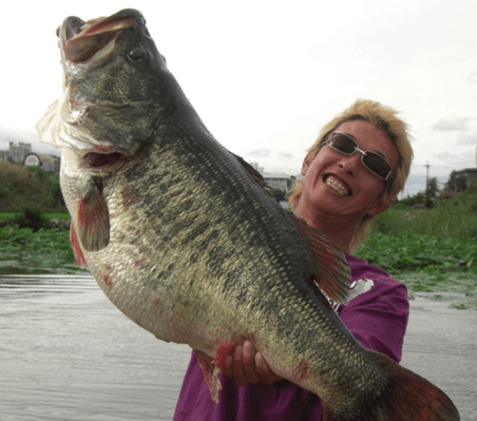 World Record Largemouth