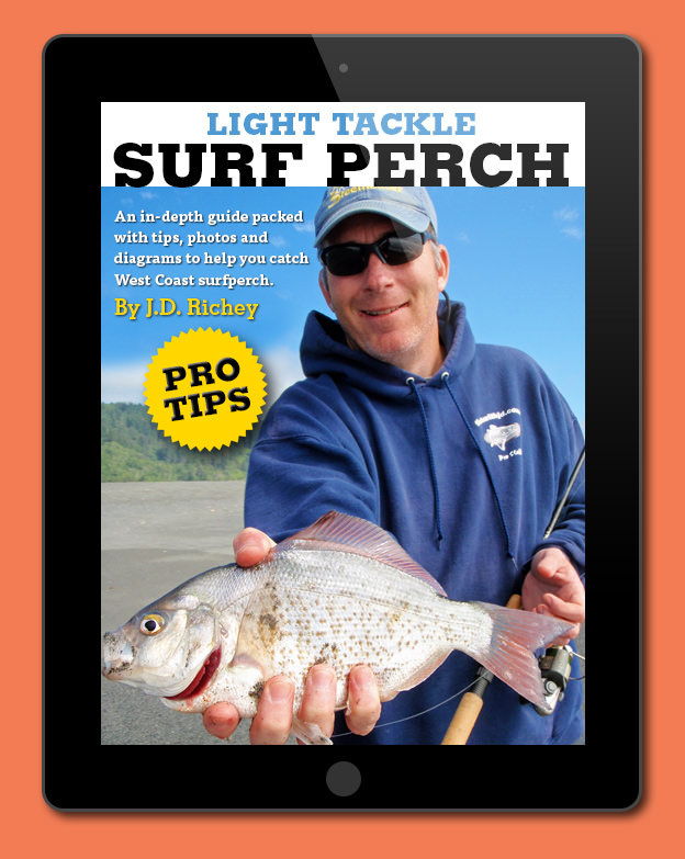 Light Tackle Surf Perch ebook cover