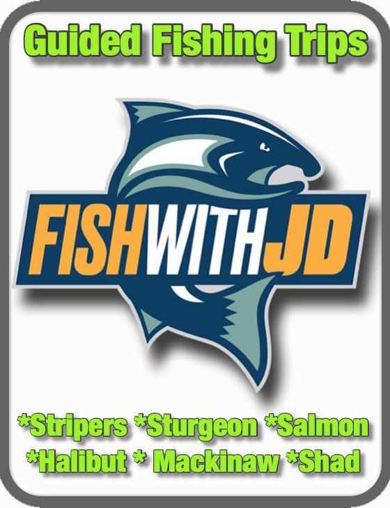 For guided info, go to www.thesportfisher.com