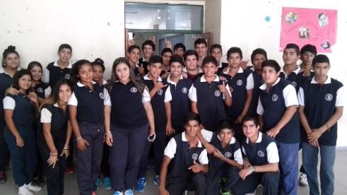 """3° año """"A"""" Col. Sarmiento"""