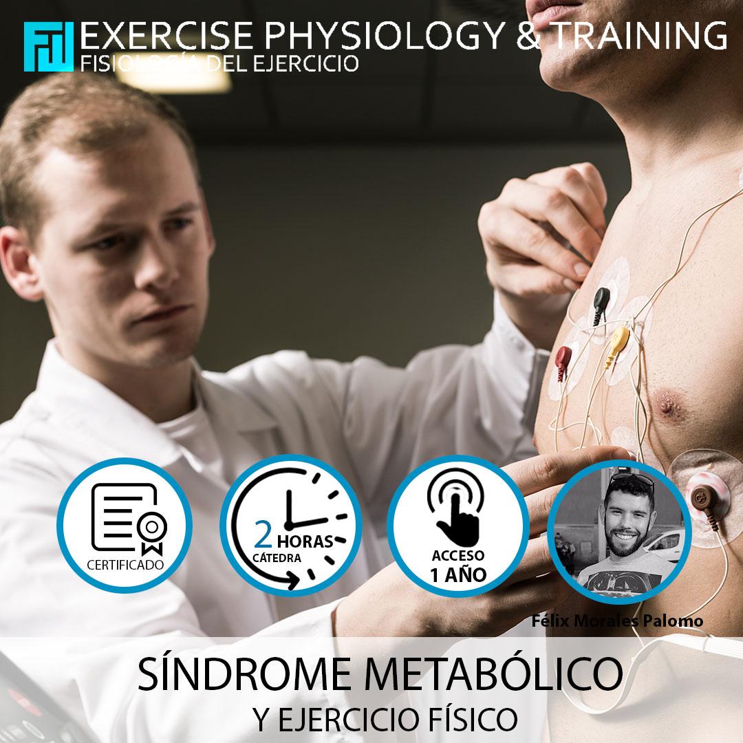 Síndrome metabólico y Ejercicio Físico