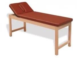 Tipos de camillas para dar masajes