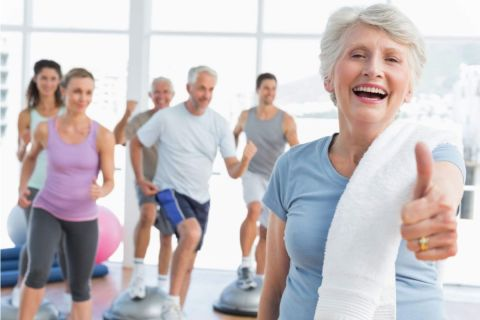 Actividades fisicas FisioSalud fuengirola mijas fisioterapia osteopatia