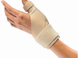 Lesion en la mano