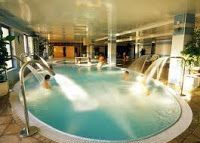 Hidroterapia en Balnearios