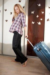 que meter en la maleta para dar a luz