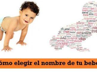 Elegir el Nombre de tu Bebé