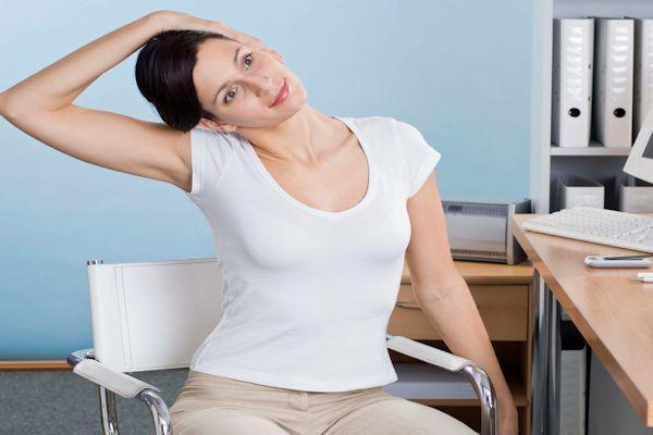 Ejercicios para hacer en la oficina actividad f sica for Ejercicios en la oficina