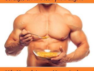 dieta para tener mas musculos