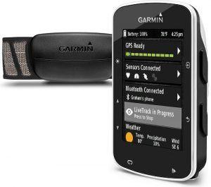 Ciclocomputador con GPS Garmin Edge