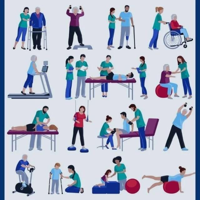 ¿Cómo trabaja un fisioterapeuta?