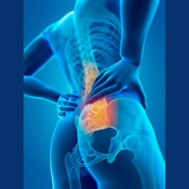 Guía para el dolor lumbar