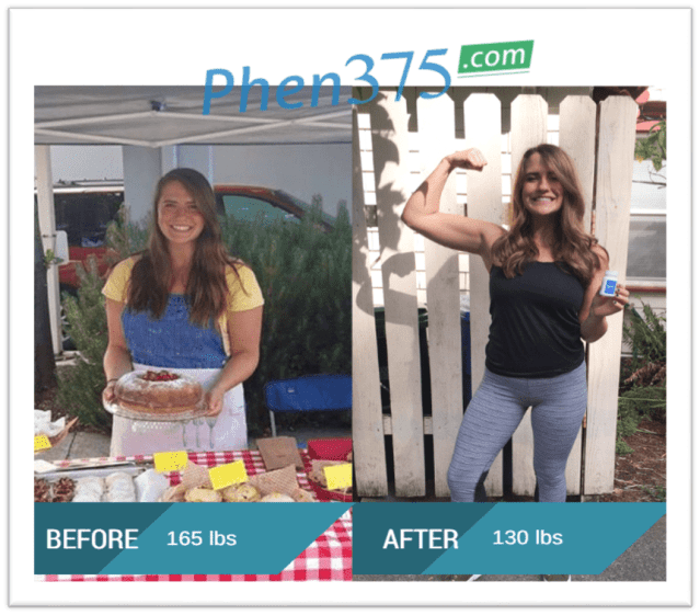 Phen375 results