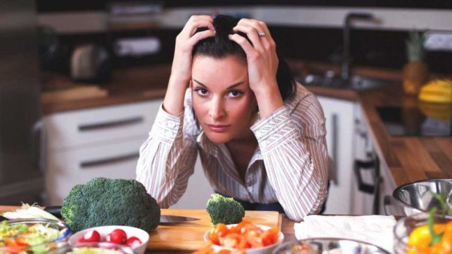 avoid holiday weight gain stress