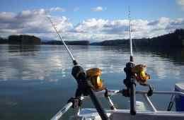 Fiskerejser til Chilliwack klar til stør