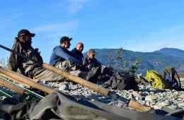 Fiskerejse - Chilliwack - gruppe-fra-Harrison