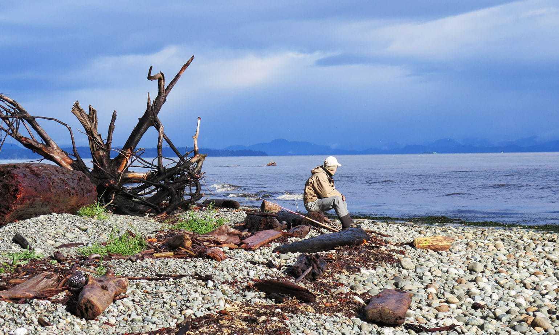 Fiskerejse-til-Vancouver-Island-efter-sølvlaks---kysten-er-smuk
