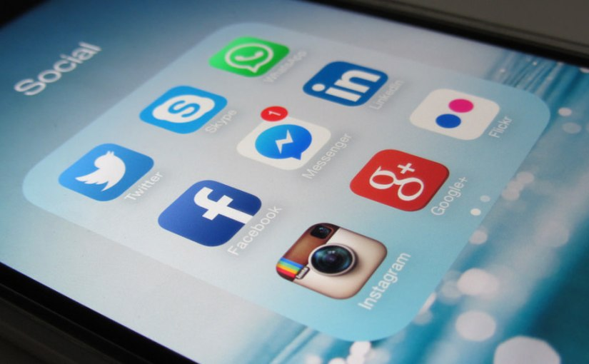 A year without social networks