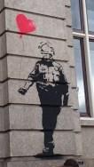 Streetart in Amsterdam :3