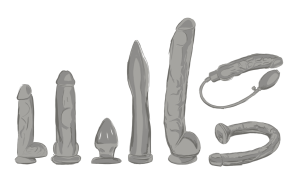 Anal fisting toys