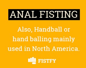 HANDBALL or hand balling meaning is practically the same thing as Anal Fisting, ff or Fist Fucking.