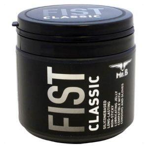 Mister B FIST Classic Silicone Fisting Lube 500ml SALE $17.16 ($24.51)