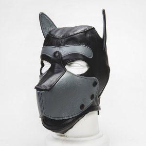 Mr S Leather Puppy Hood Black SALE $289.82 ($362.28)
