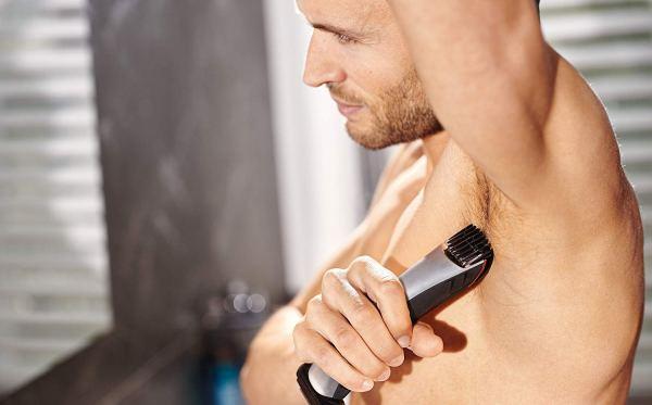 Philips Norelco Bodygroomer BG2039/42 - skin friendly, showerproof