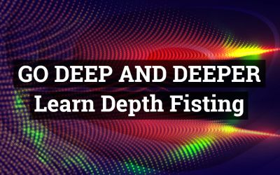 GO DEEP – Learn Depth Anal Fisting