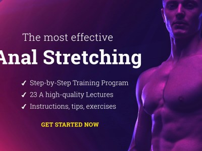 Anal Stretching – The most effective guides and exercises
