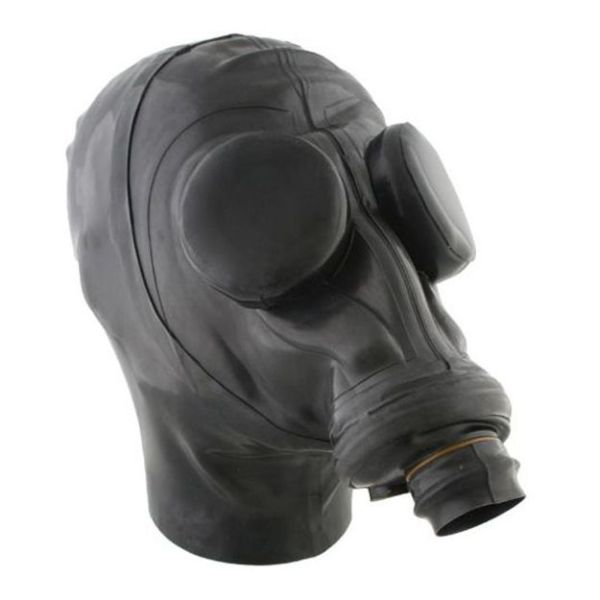 Mister B Russian Gas Mask With Hood and Eyecaps