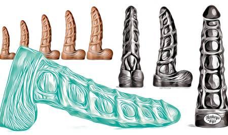 Mr Hankey's Seahorse Consolador – Prueba nuestra Herramienta virtual de Fistfy.com para establecer el tamaño correcto para su consolador Mr. Hankey's Seahorse